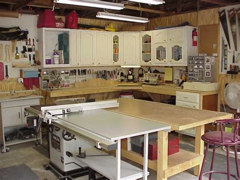 Shop For Kitchen Cabinets by Kitchen Table With Bench Storage Garage Wood Shop Cabinet