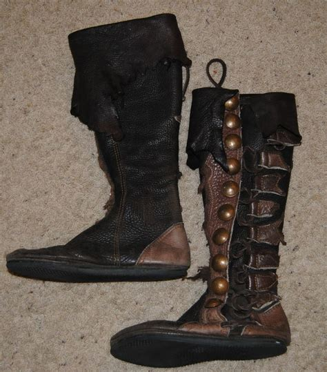 Handmade Leather Boots Renaissance - 17 best images about costuming and on
