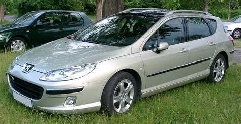 peugeot 407 wagon 2008 peugeot 407 sw pictures information and specs