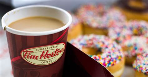 Tim Hortons Giveaway - acta tims giveaway cornerstone insurance brokers