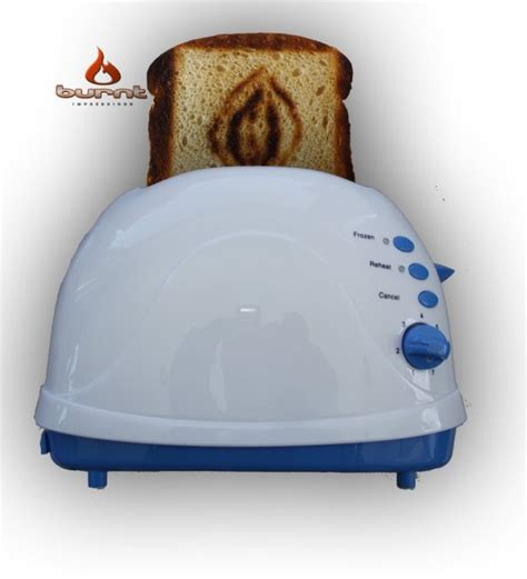 Novelty Sandwich Toaster why toaster things