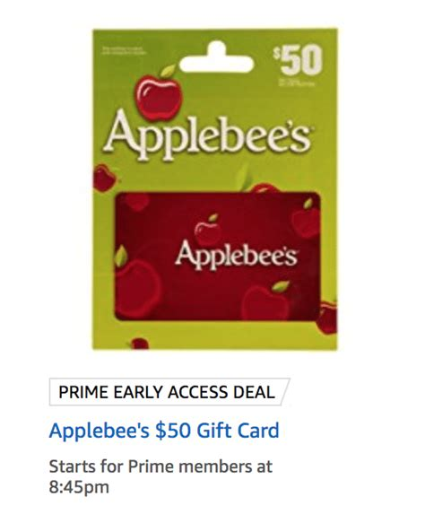 Amazon 50 Gift Card For 40 - sold out amazon 50 applebee s gift card for 40 doctor of credit
