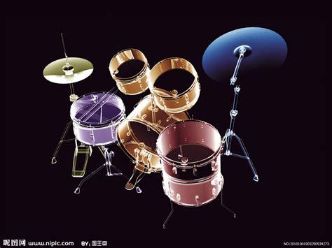 P C Black Pear Sho 架子鼓设计图 3d设计 3d设计 设计图库 昵图网nipic