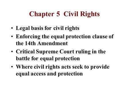 14th Amendment Section 4 Meaning by Chapter 21 Civil Rights Equal Justice Section