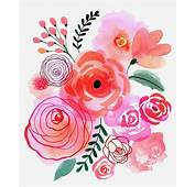 Pictures Floral Watercolors  DRAWING ART GALLERY