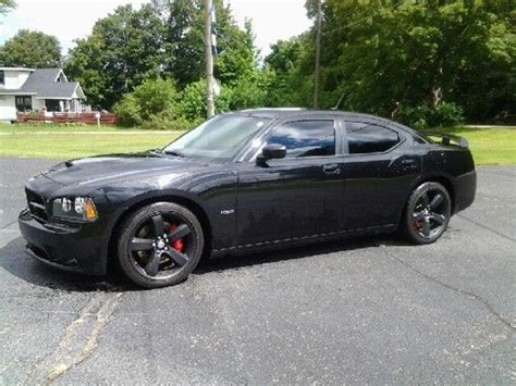 2008 dodge charger srt8 for sale buy used 2008 dodge charger srt8 in paw paw michigan
