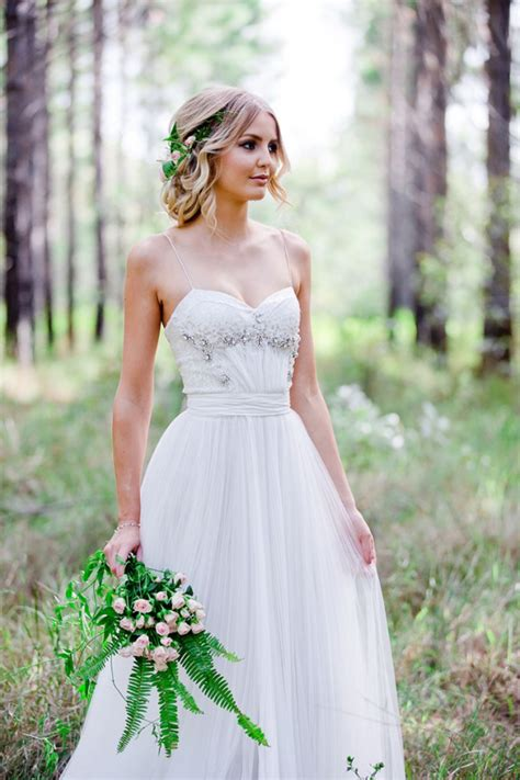 Outdoor Wedding Dresses For Flower by Rustic Outdoor Wedding Dress