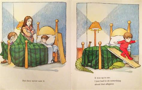 there s an alligator under my bed there s an alligator under my bed by mercer mayer picture this book