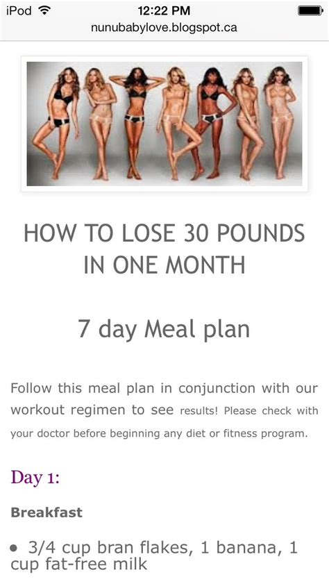 How To Shed Weight In A Month by How To Lose Weight In 1 Month With A 7 Day Meal Trusper