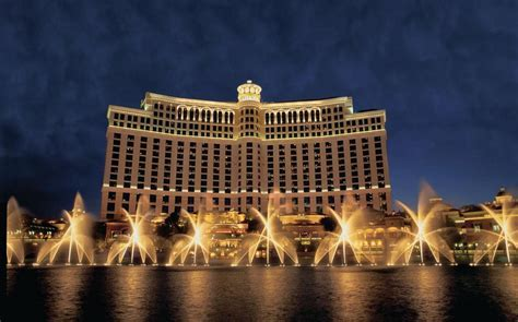 The best Las Vegas casino hotels   Telegraph Travel