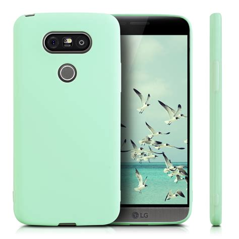 kwmobile tpu silicone cover for lg g5 g5 se soft