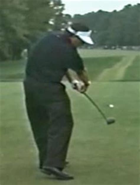 right hand golf swing my daily swing the modern total body golf swing impact