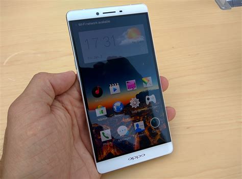 Metal Slide Oppo R7 Plus oppo r7 and oppo r7 plus officially unveiled with