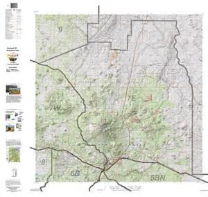 arizona unit maps product detail