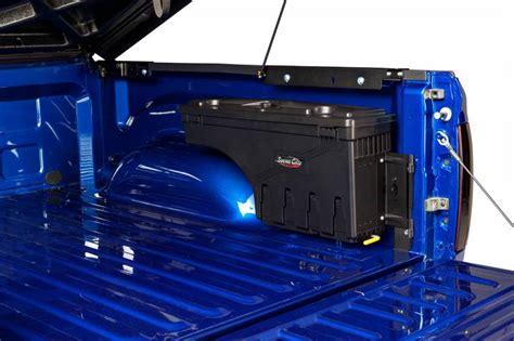 SwingCase Truck Bed Tool Box   Driver Side 2012 2016 Isuzu