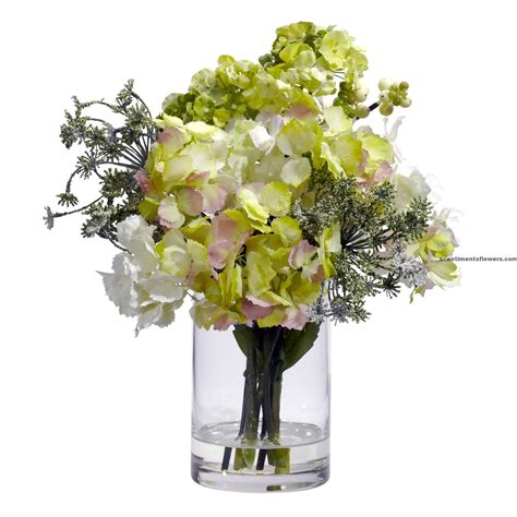flowers arrangement lovely hydrangea flower arrangement flower