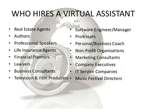 sle business plan virtual assistant my business plan