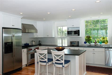 beach style provincetown beach house beach style kitchen boston
