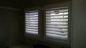 basswood 89mm clearview plantation shutters in a home in