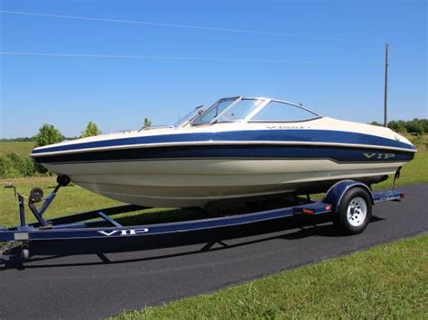 used fish and ski boats in kentucky 1998 vip vision fish and ski richmond kentucky boats