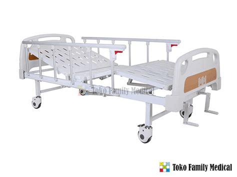 Tempat Tidur Besi Pasien tempat tidur pasien 2 engkol jual ranjang pasien