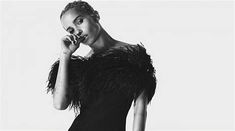 10 Hip And Zoe Kravitz Looks by Yves Laurent Fashion Brand