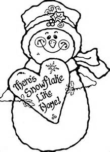 snowman coloring page snowman template snowman crafts free premium templates