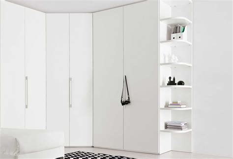 armadio ad angolo start corner walk in closet clever