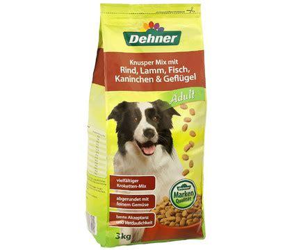 protein zoo dehner knusper mix multi protein trockenfutter