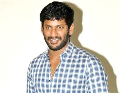 actor vishal life vishal krishna actor height weight age affairs