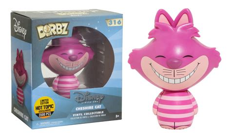 Where Can I Buy A Hot Topic Gift Card - hot topic exclusive cheshire cat funko dorbz out now fpn