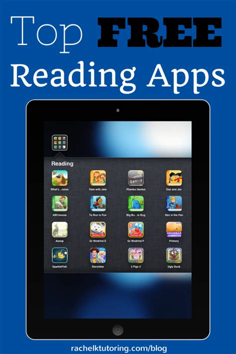 best app to read top free reading apps k tutoring