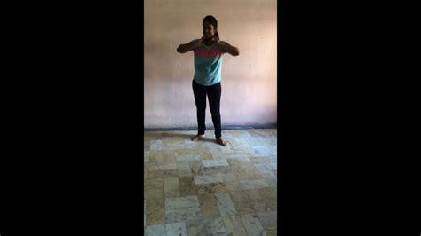 tutorial dance on sun sathiya sun sathiya dance youtube