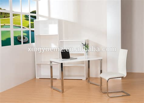 modern office desk white modern white computer desk modern home office table high