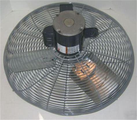 dayton 24 inch fan new dayton fan 5m194 air circulator 24 quot 6000 cfm 277v