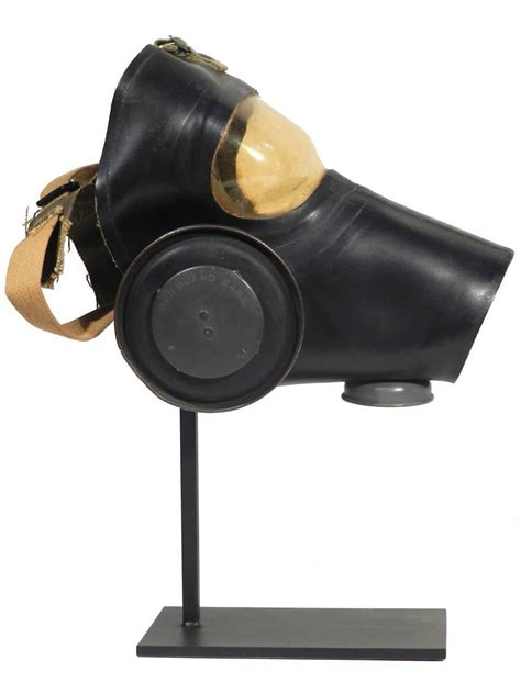 puppy gas early war gas mask at 1stdibs