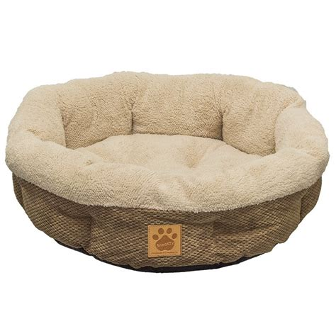 round dog beds dog bolster beds loungers shop petmountain online for