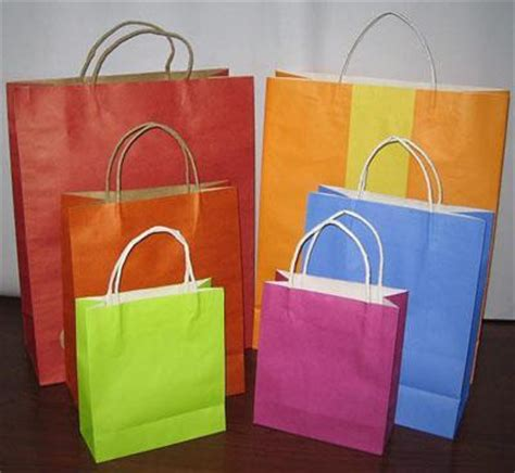 How To Make Paper Carry Bags - kriptee print solutions printing services