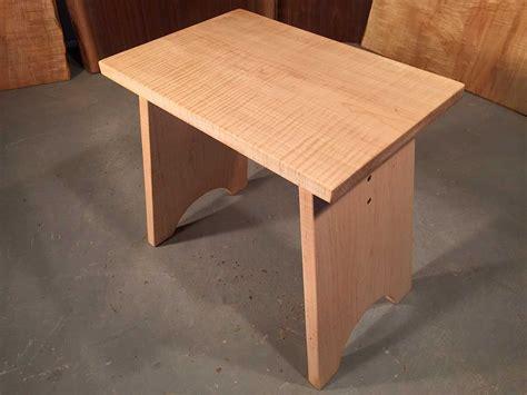 Handmade Stool - custom handmade wooden stools by dumond s custom furniture