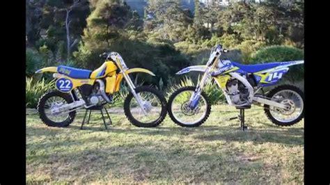 Build Your Suzuki Suzuki Re Build Rm 125 1983