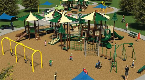 special  playground equipment project approved