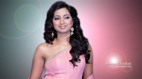shreya ghoshal images wallpapers gallery
