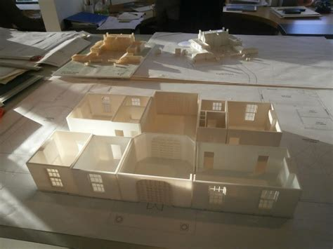 printing architecture outsource  modeling  printed architectural models