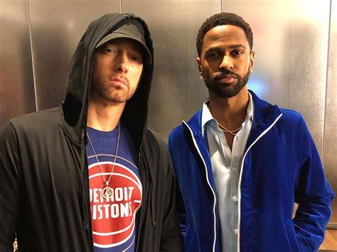 Says Eminem Lead To Attempt by Instagram Flexin Eminem Big Attend Detroit