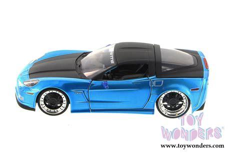 Bigtime 2006 Corvette Z06 Merah 2006 chevy corvette z06 top 91184yu 1 24 scale