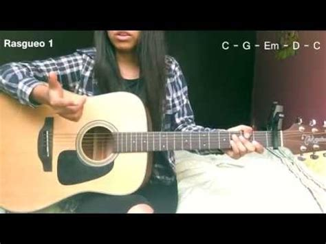 tutorial gitar what do you mean what do you mean justin bieber tutorial de guitarra en