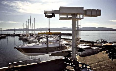 the open boat crane pdf marine jib crane or port jib cranes from 1 ton til 30