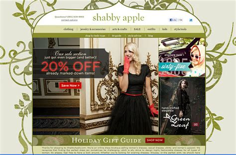 shabby apple is offering 20 off sale items with free shipping a lapin life