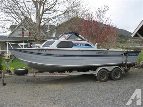 Aluminum Boat With Cuddy Cabin by Lower Price 6 19 22 Aluminum Sea Nymph Sportfisher