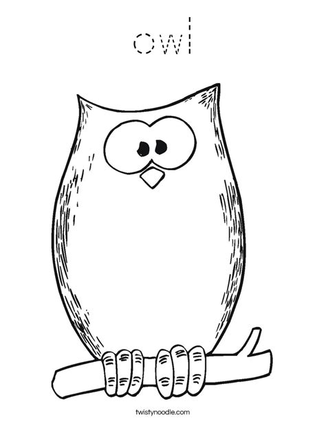 owl reading coloring page owl coloring page tracing twisty noodle